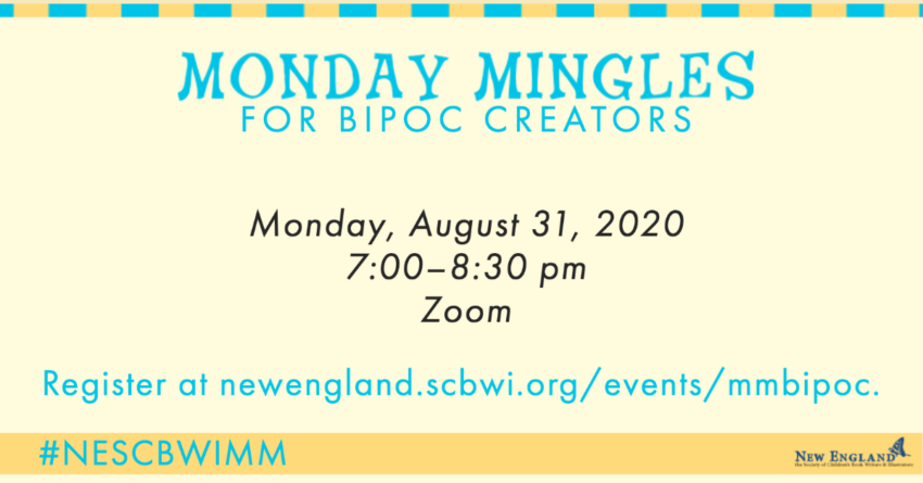New England Society of Childen's Book Writers and Illustrators (NESCBWI)