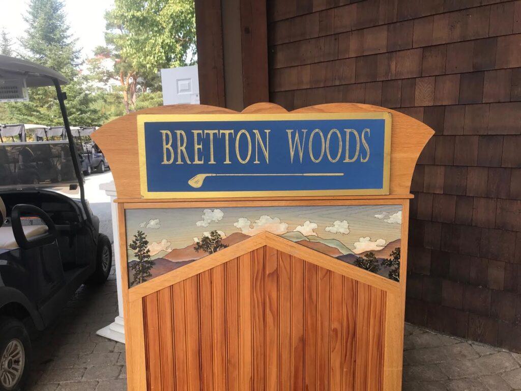 Bretton Woods Golf New Hampshire
