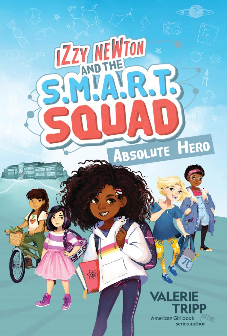 Izzy Newton and the S.M.A.R.T. SquadBlog Tour