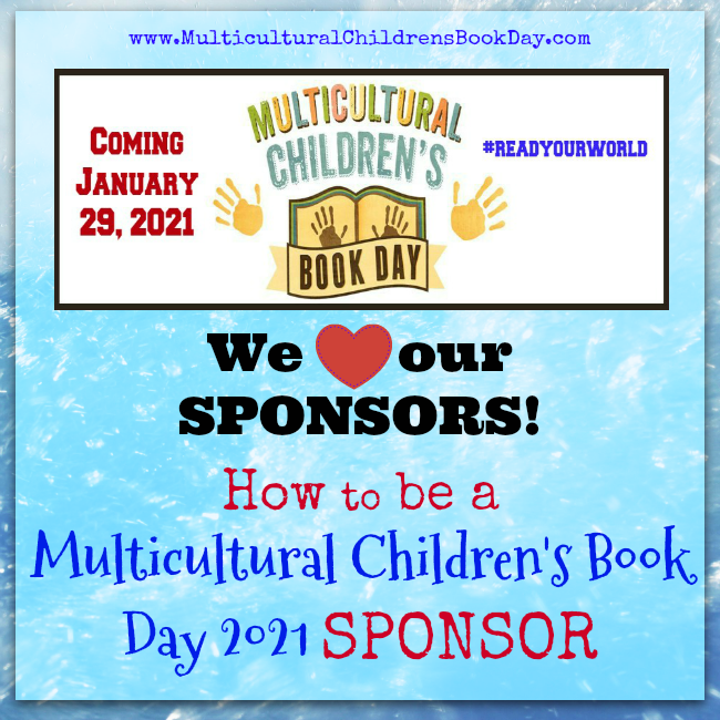 Multicultural Children's Book Day SPONSORSHIPS!
