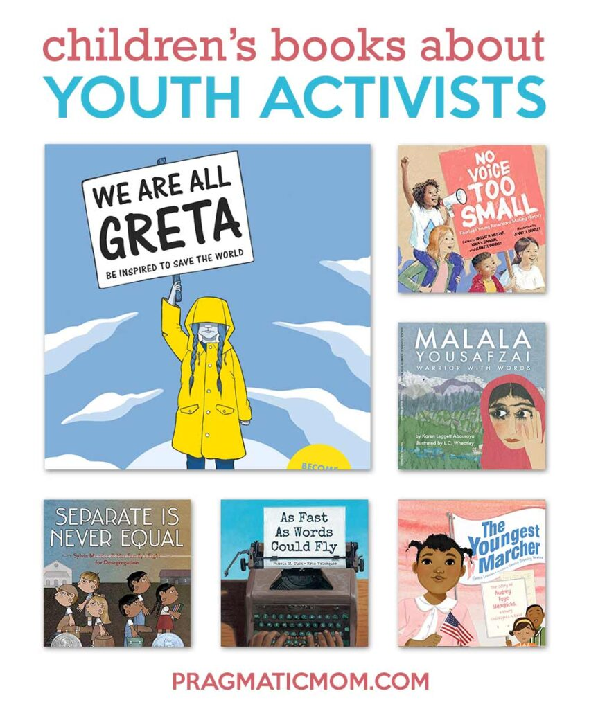 Children's Books about Youth Activists