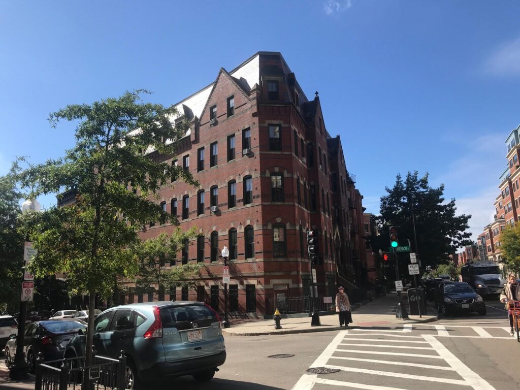Childe Hassan Apartment in Boston