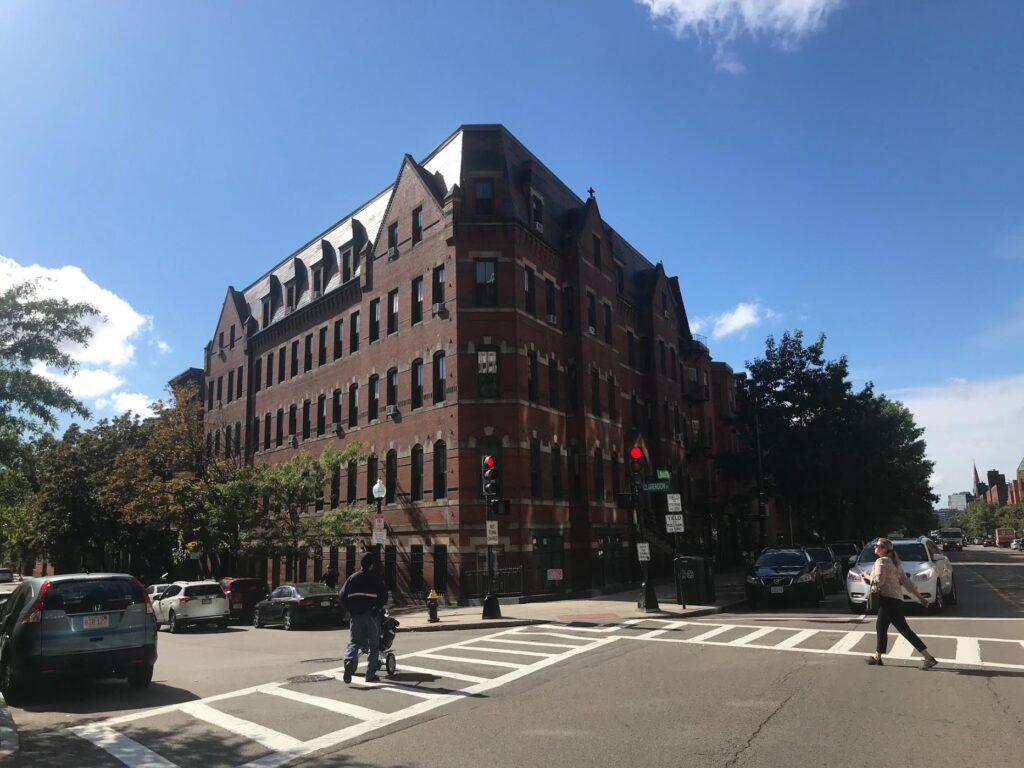 Childe Hassan Boston Home