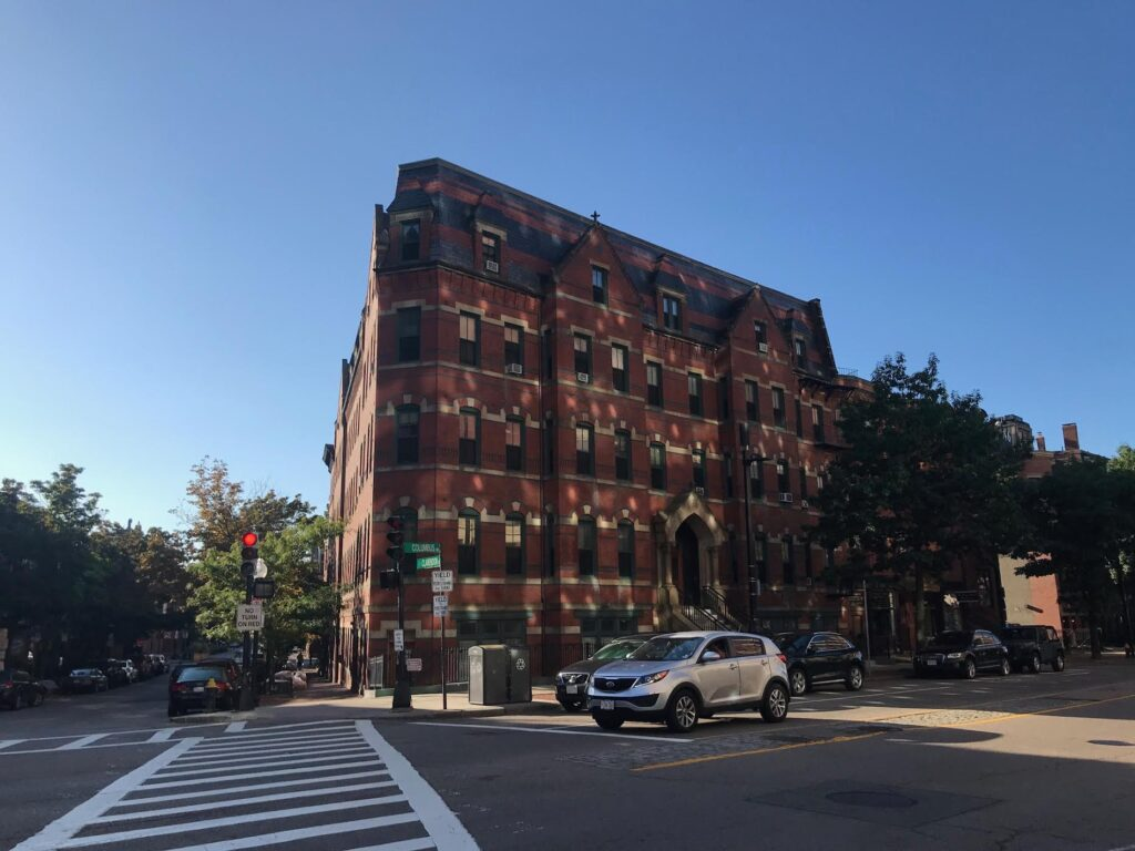 Childe Hassan House in Boston