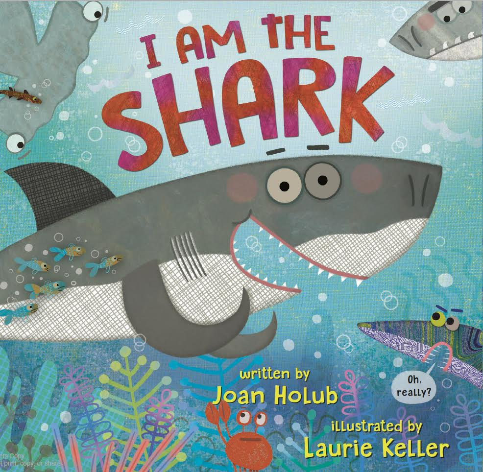 I Am The Shark! Cover Reveal