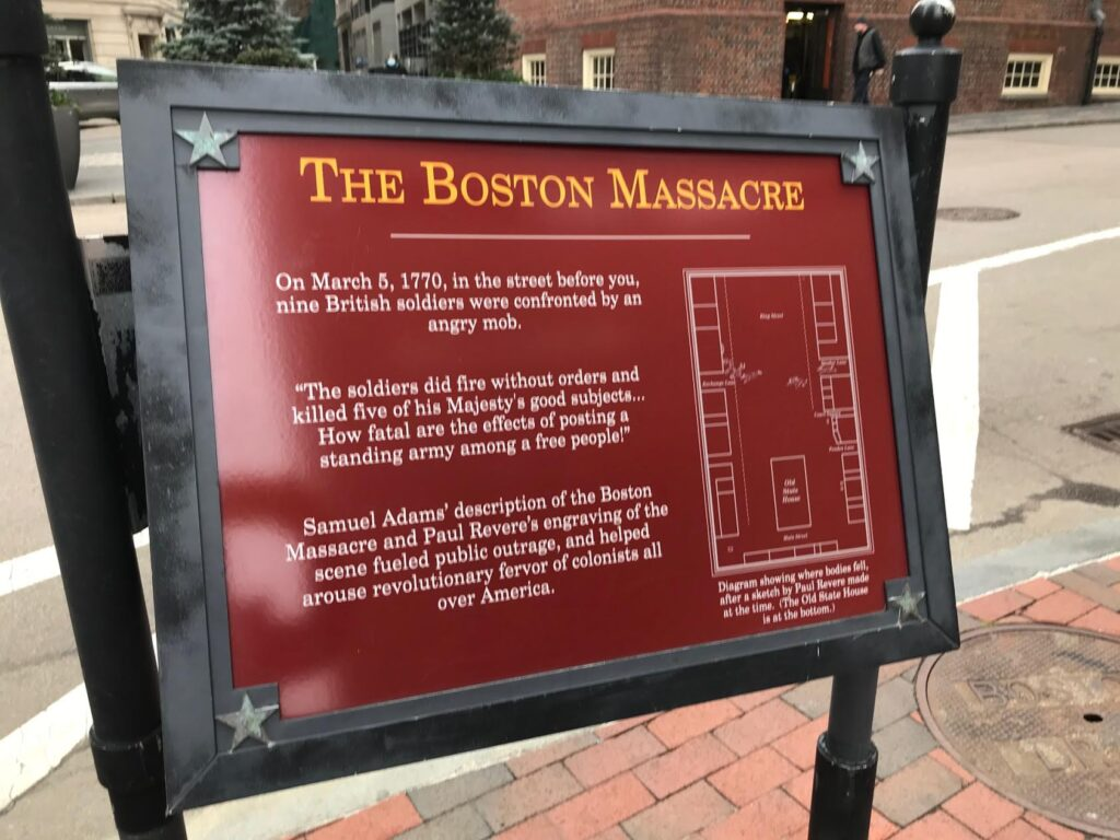 Learn about the Boston Massacre