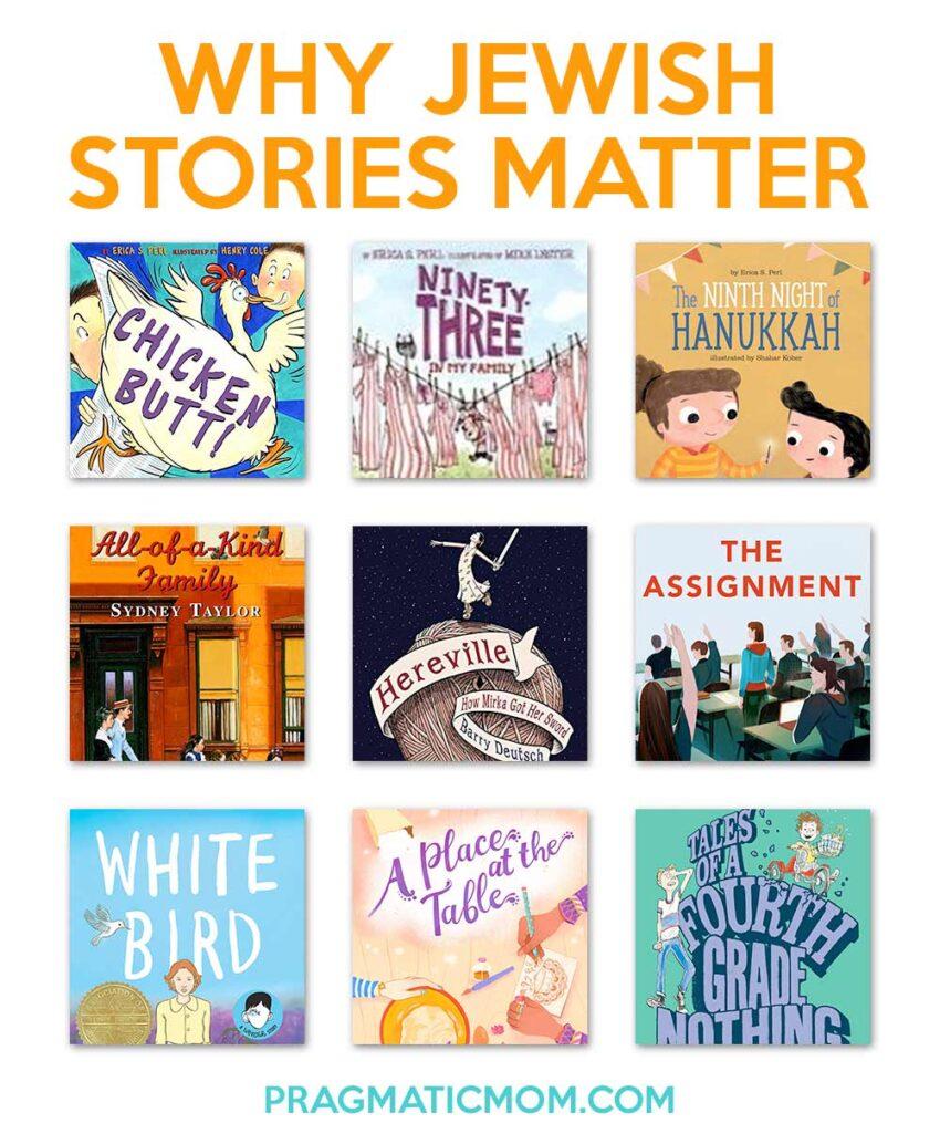 Why Jewish Stories Matter