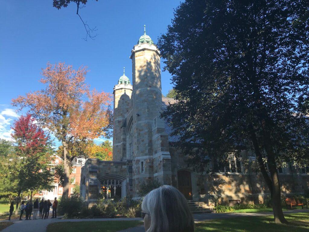 Bates College Visit