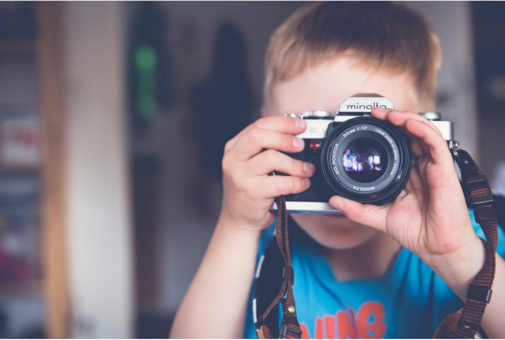Creative Ideas for Recording your Child's Memories