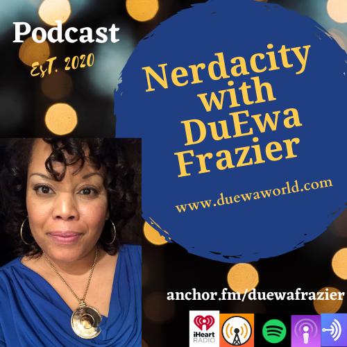 Mia Wenjen on DuEwa Frazier Nerdacity for Multicultural Children's Book Day 2021