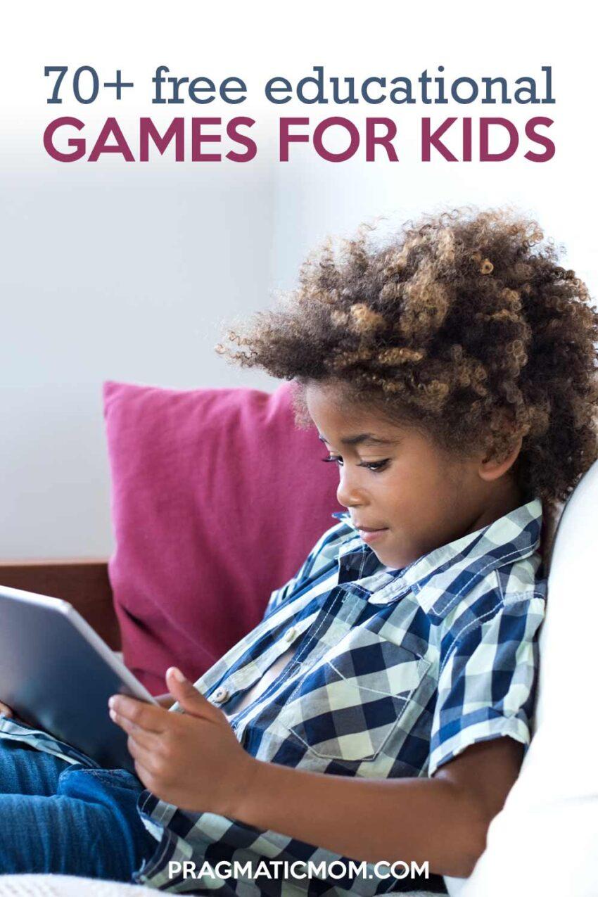 70+ Free Educational Games