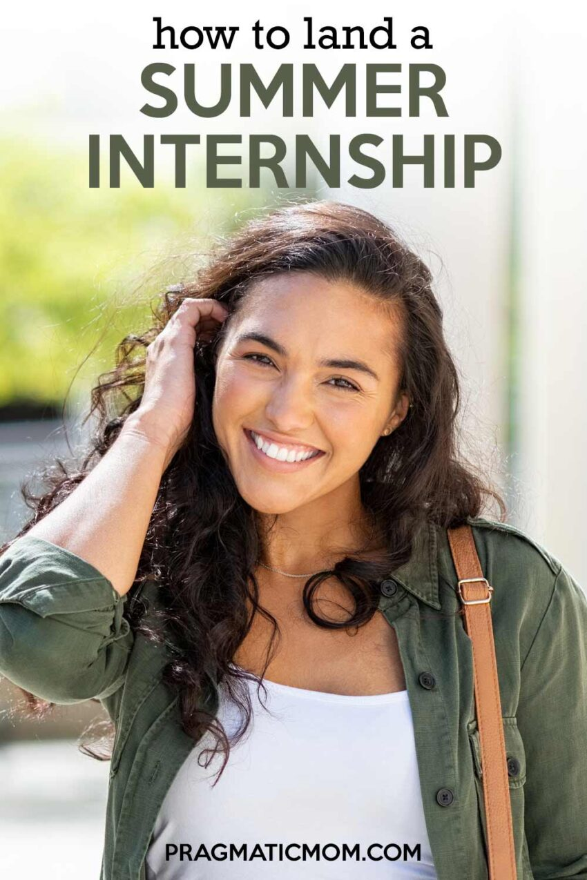How To Land a Summer Internship