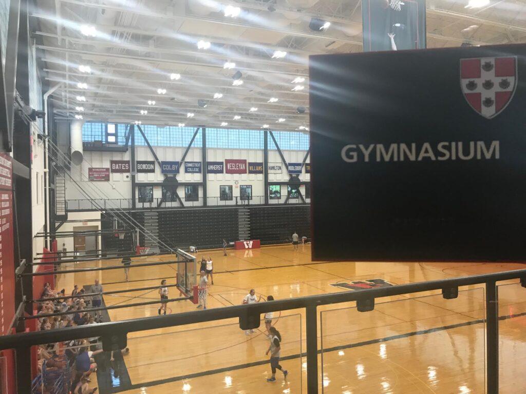Wesleyan Sports Complex