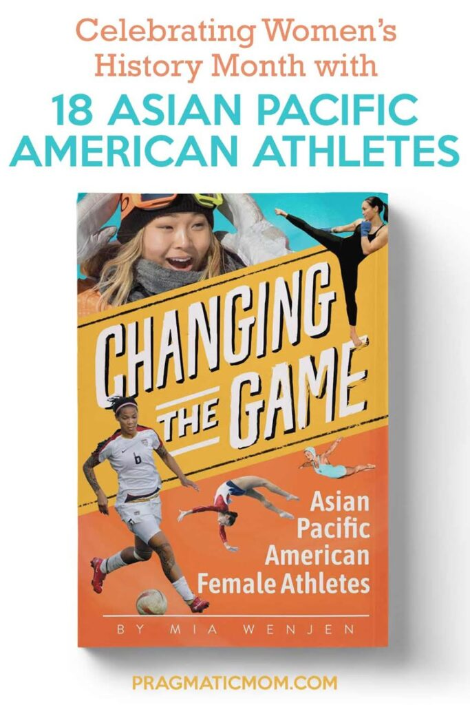 Asian American Female Athletes Women's History Month