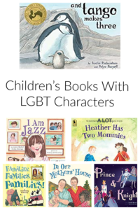Children's Books With LGBT Characters
