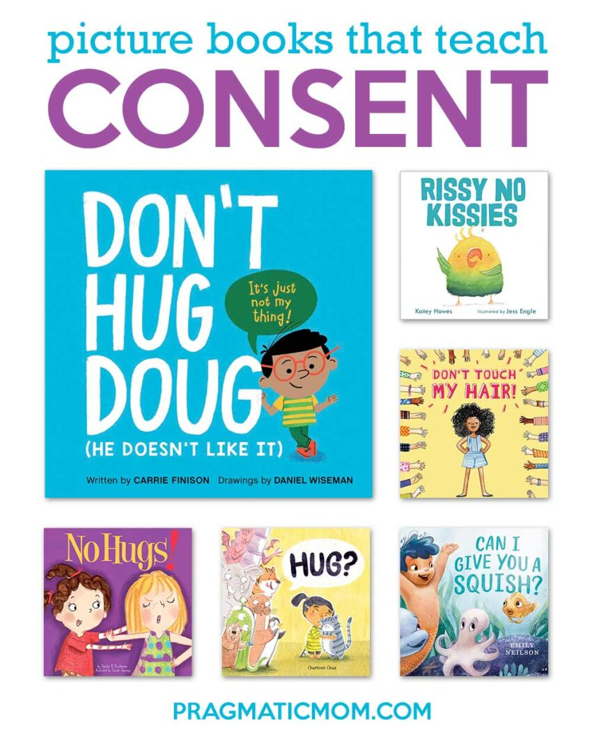 Picture Books to Teach Consent