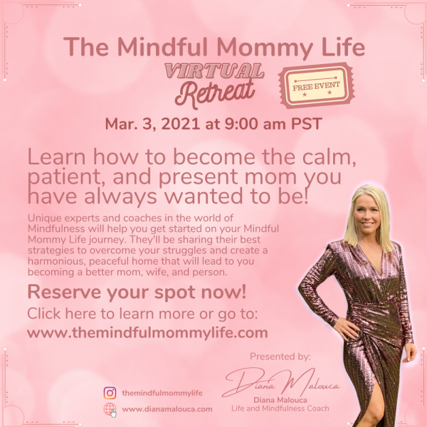 The Mindful Mommy Life Virtual Retreat 2021