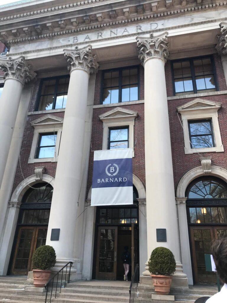 Barnard College Tour