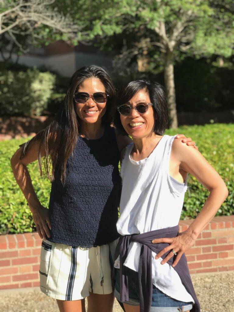 National Sister Day with Noreen Wenjen at UCLA