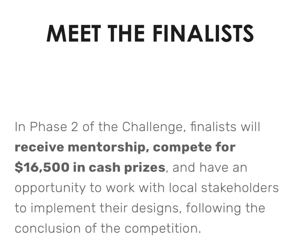 BlueGreen Innovation Finalists 2021