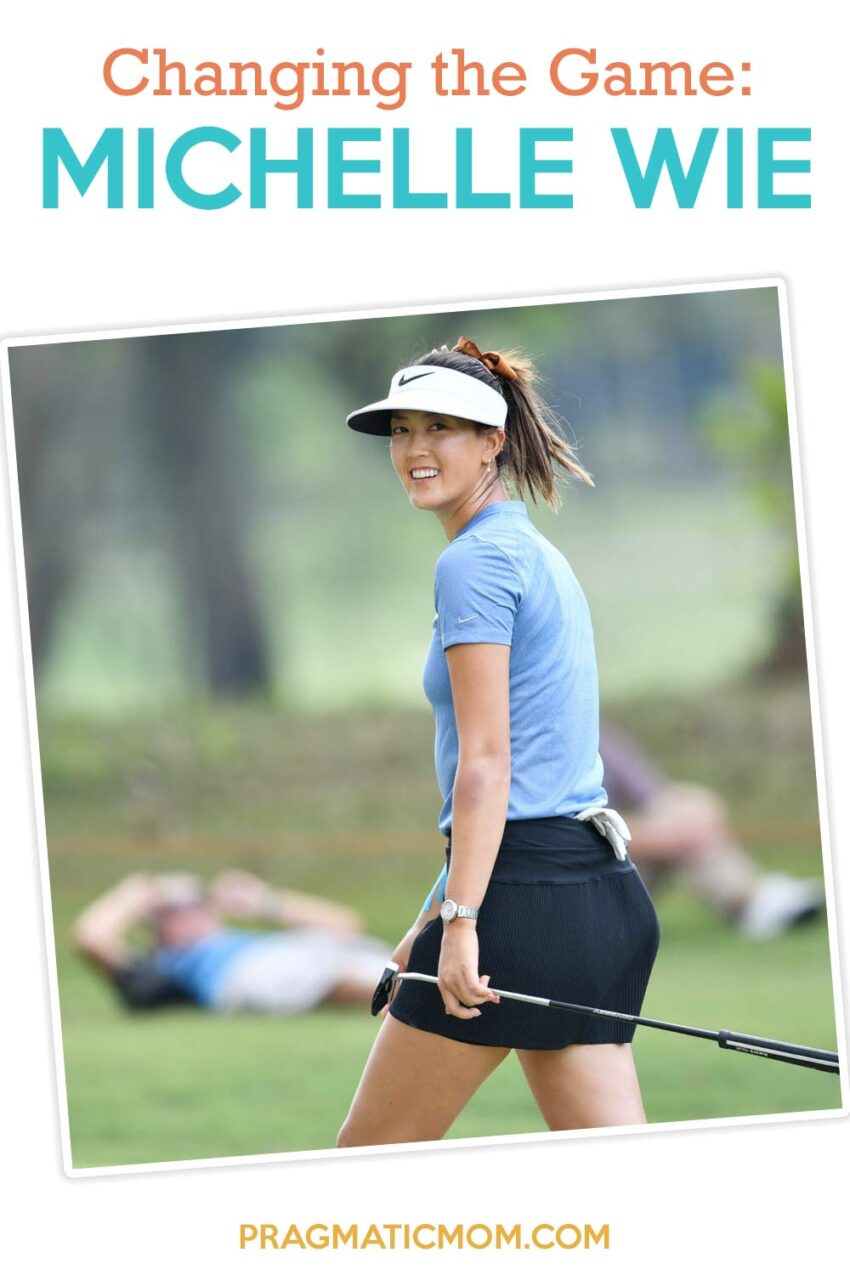 Changing the Game: Michelle Wie