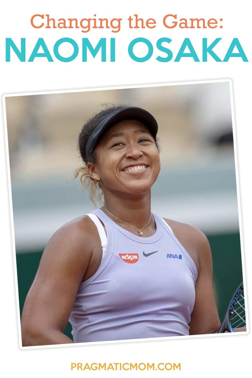 Changing the Game: Naomi Osaka