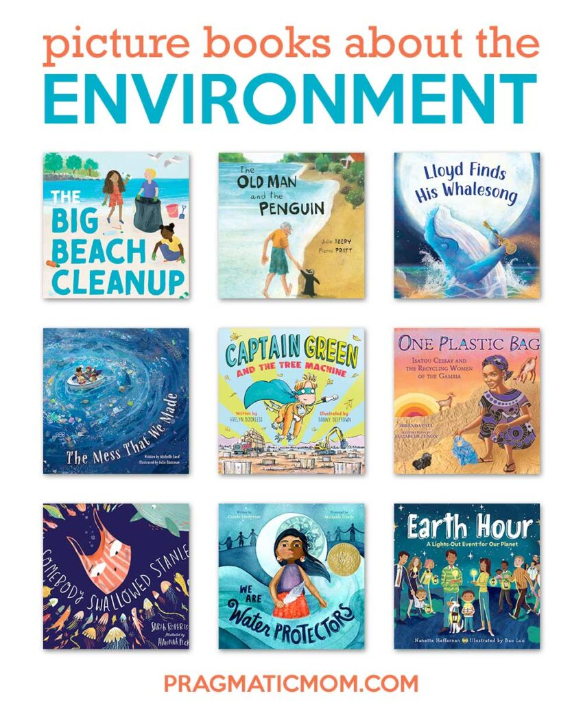 Environmental-Themed Picture Books