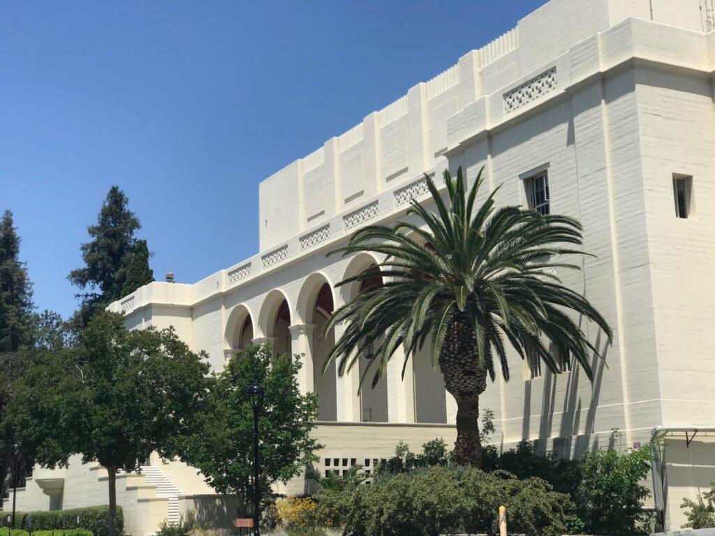 Pomona College visit