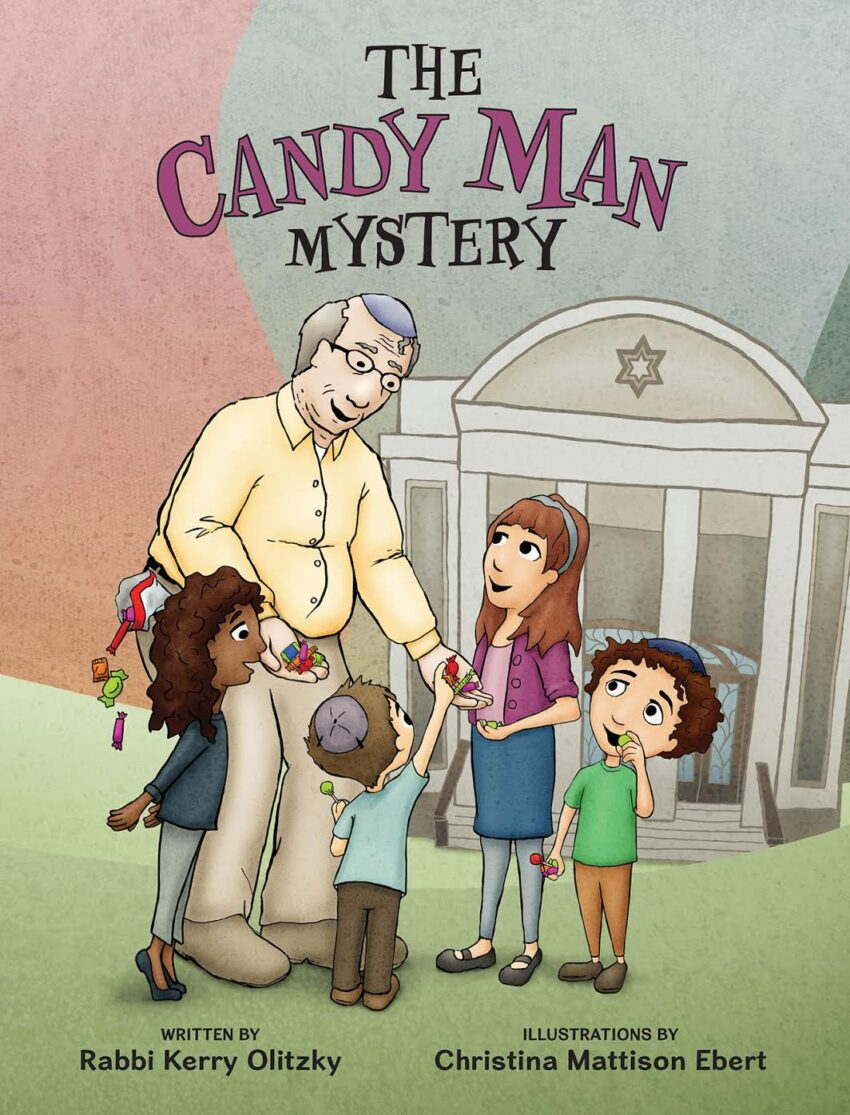 The Candy Man Mystery by Rabbi Kerry Olitzky
