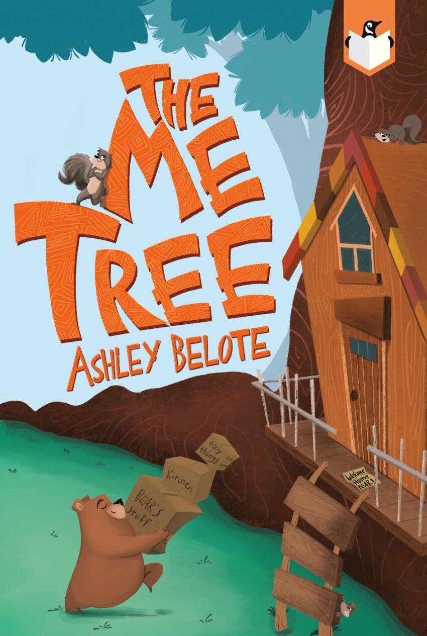 The Me Tree by Ashley Belote