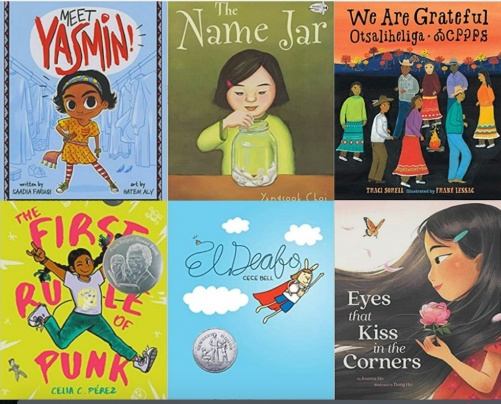Sumo Joe listed on 25 #OwnVoices Books for Kids!