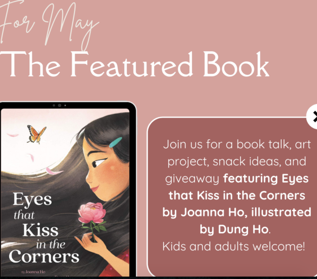 Eyes That Kiss In The Corners Book Club