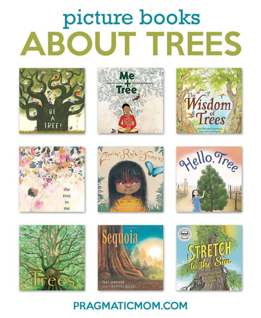Picture Books about Trees