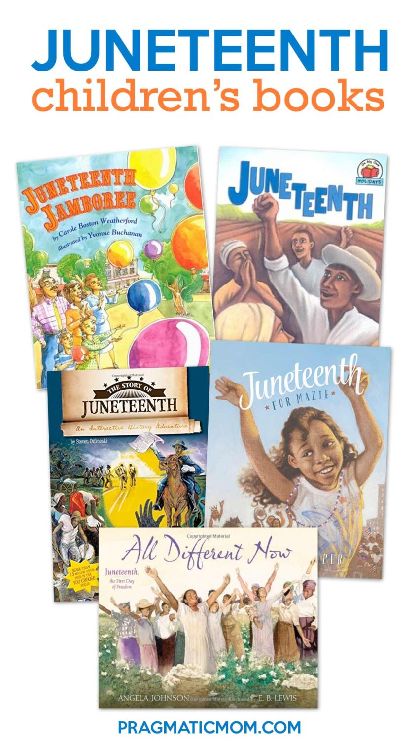 Juneteenth Children's Books