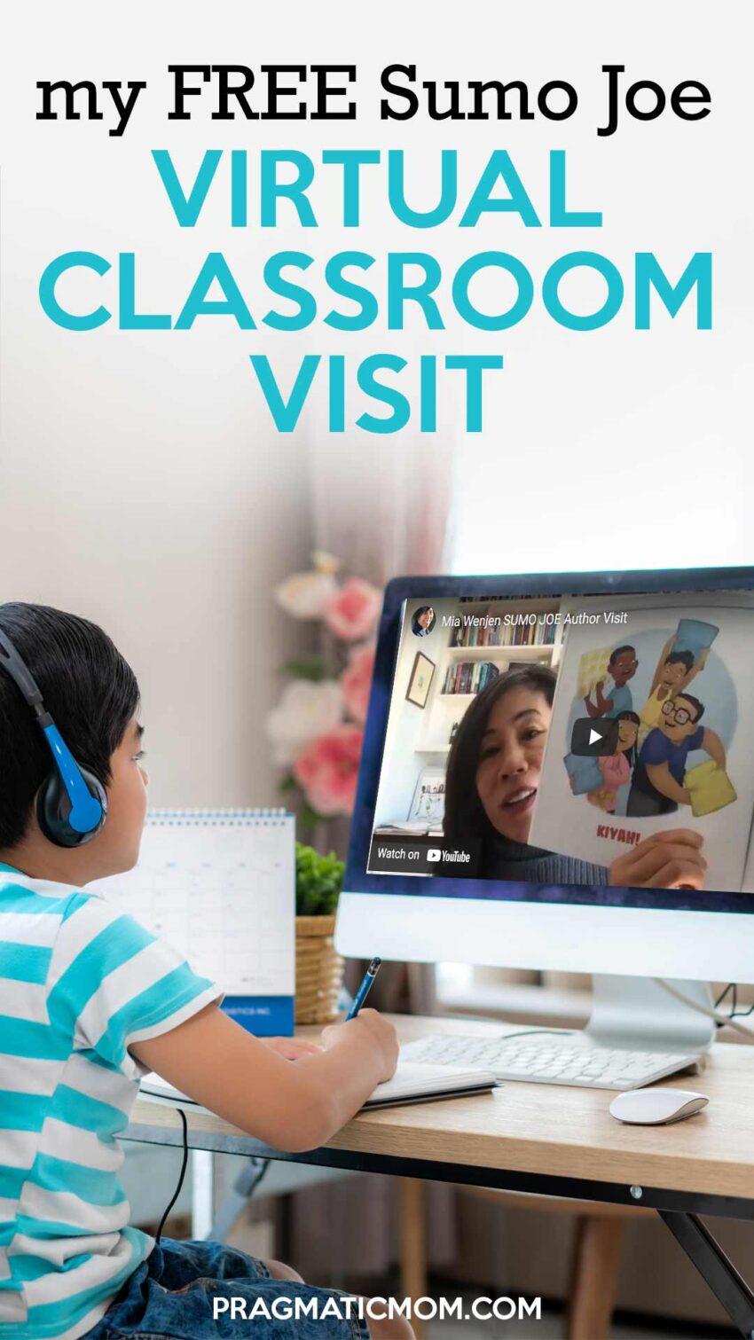 My FREE Sumo Joe Virtual Classroom Visit