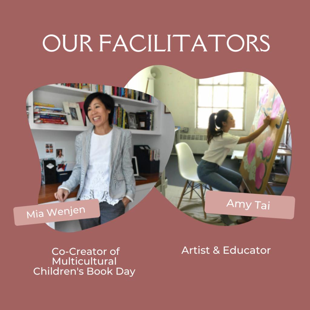 Mia Wenjen Amy Tai Multicultural Children's Book Club
