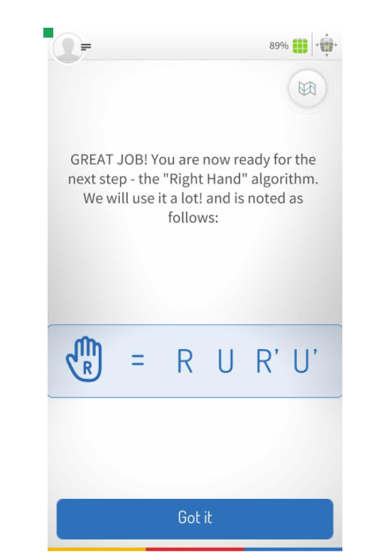 Rubix Cube app STEAM activity