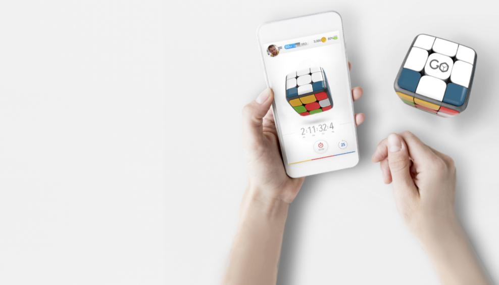 Rubix Cube app