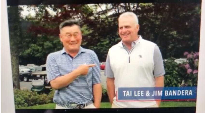 Tai Lee Jim Bandera places 2nd at Mass Senior Four-Ball 2021