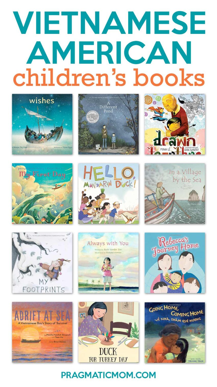 Vietnamese American Children's Books