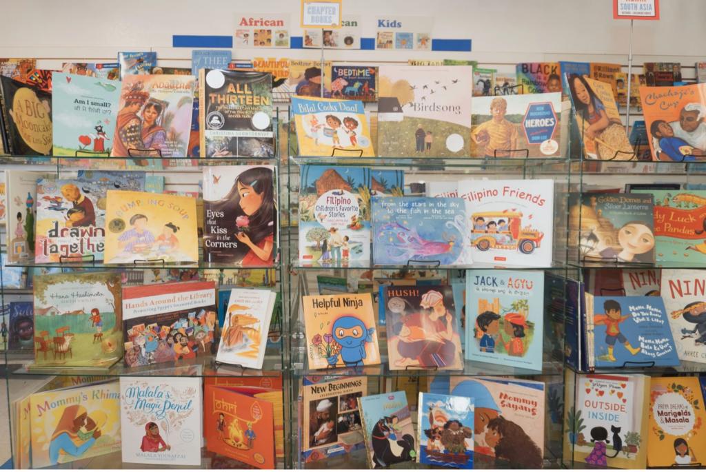 Multicultural Book Store
