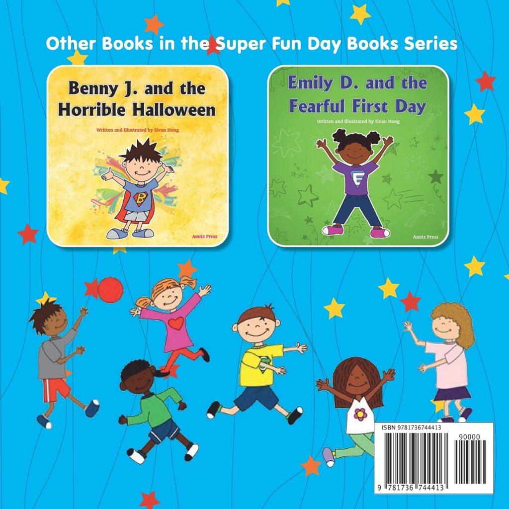 Super Fun Day Books