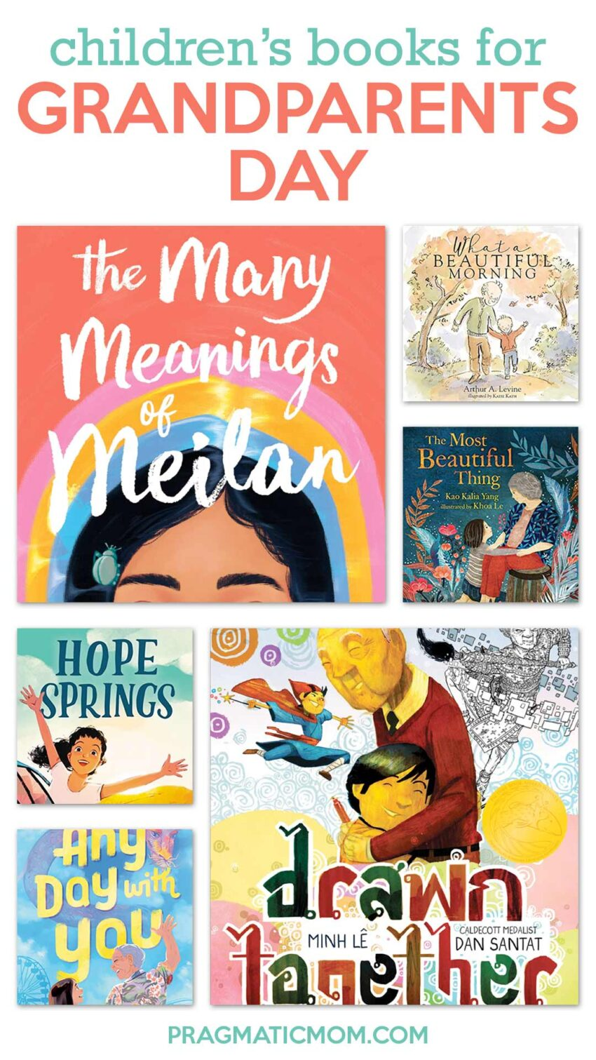 Children's Books for Grandparents' Day