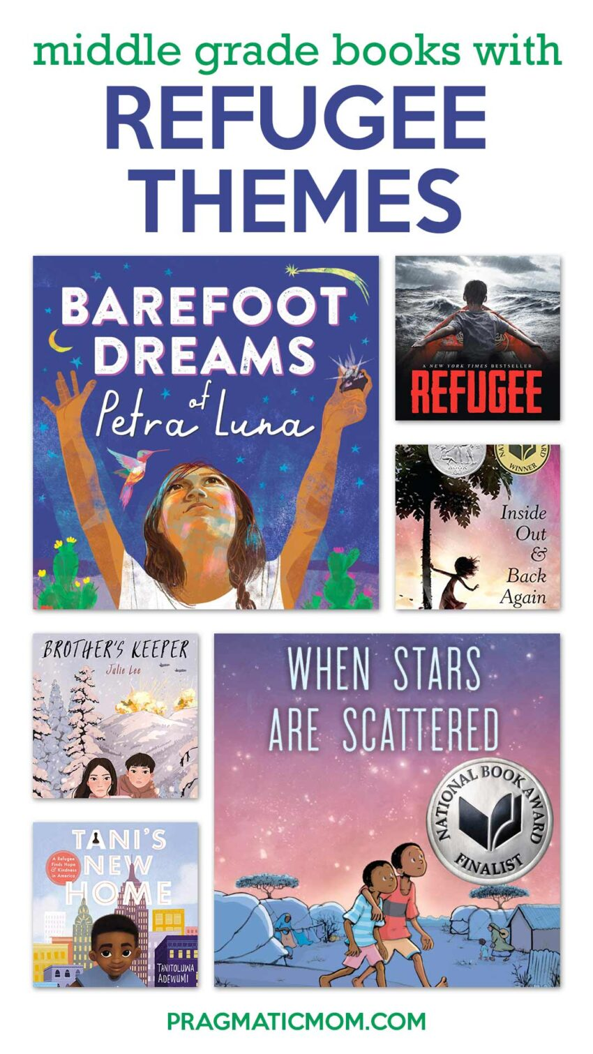 Middle Grade Books with Refugee Themes