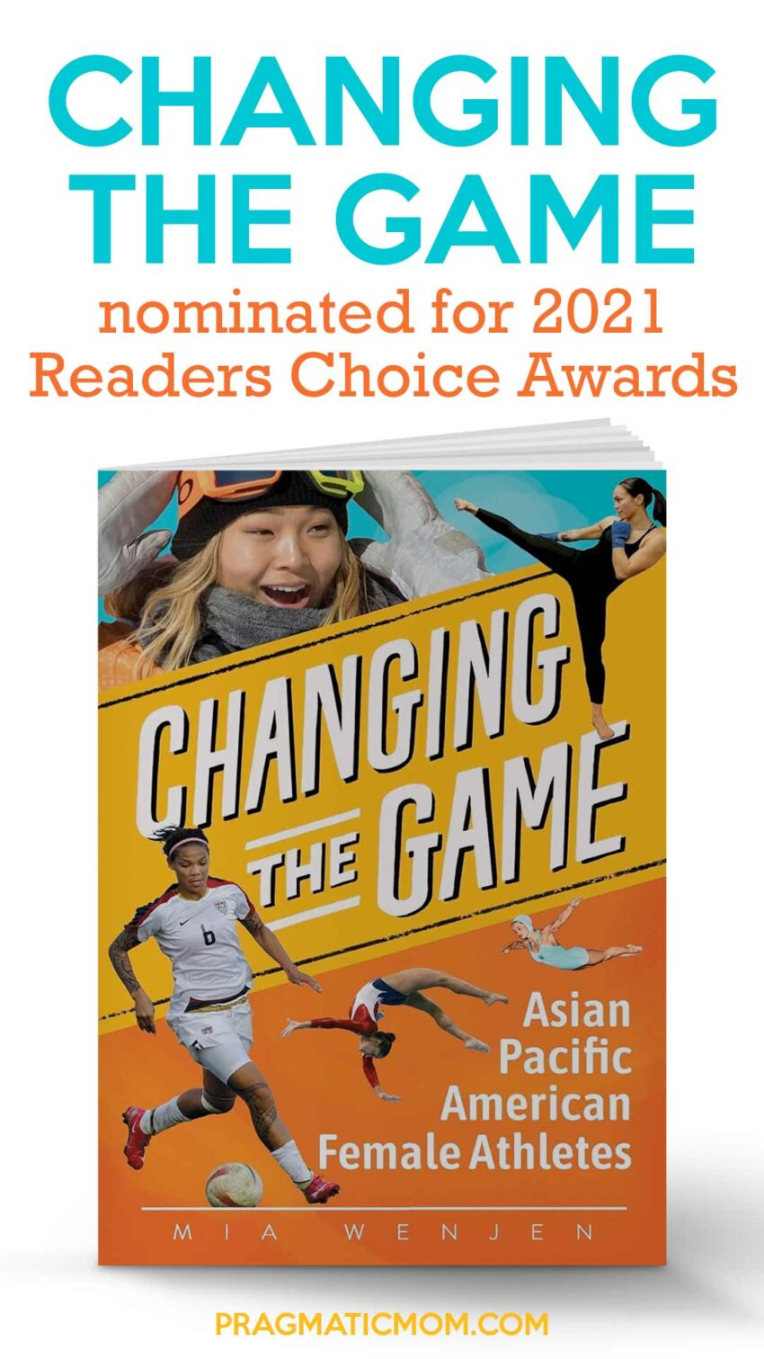 Changing the Game nominated for 2021 Readers Choice Awards