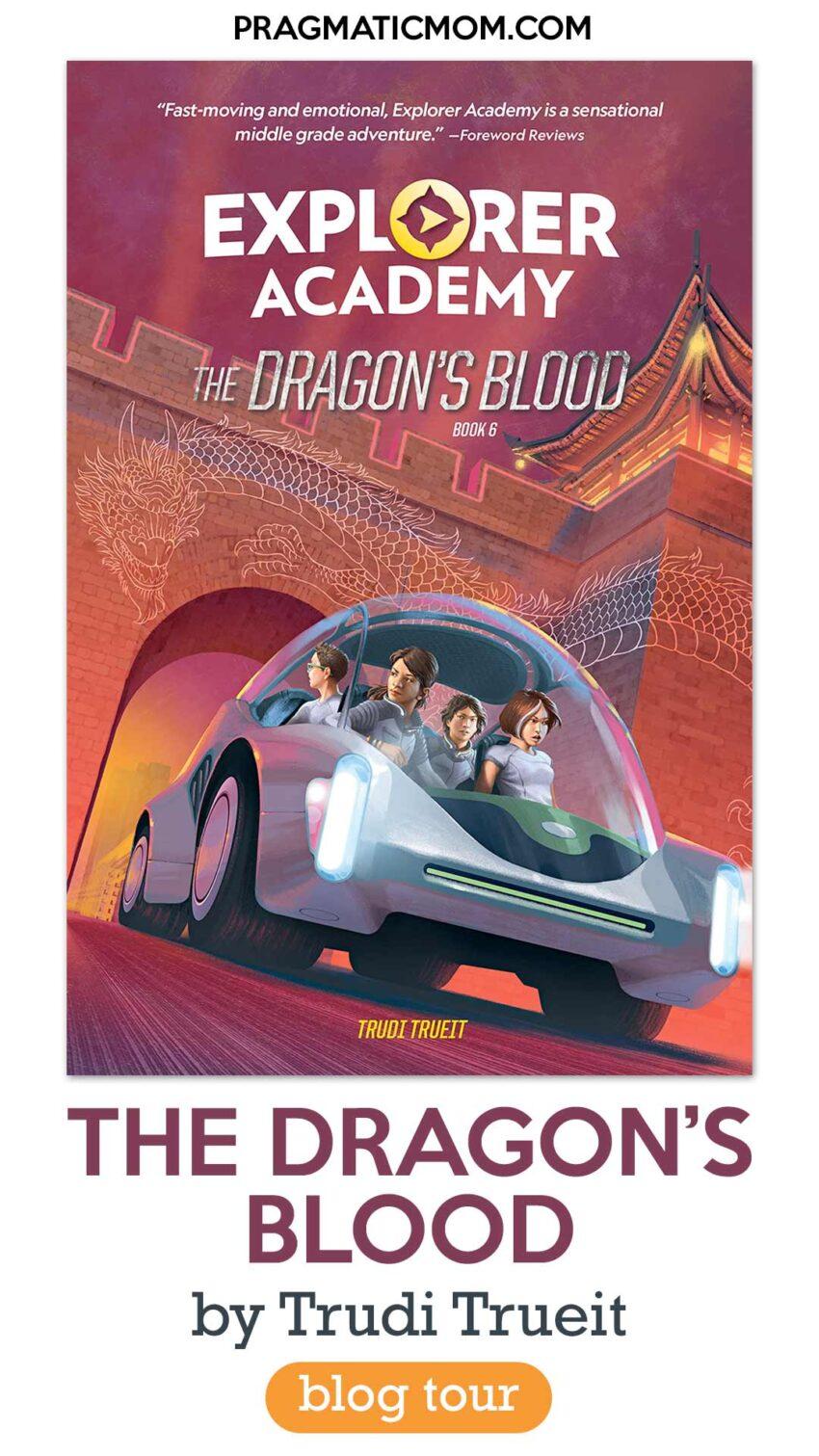The Dragon's Blood Blog Tour